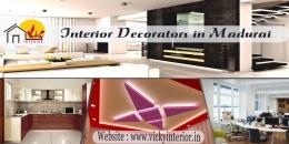 Vicky Interior Specialized in Madurai
