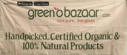 Greenobazaar - Online Organic Store