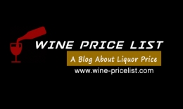Wine Price List