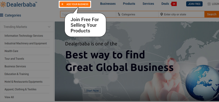 Business Seller's Guide Dealerbaba